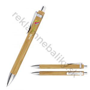 Bambusové ekologické pero s potlačou