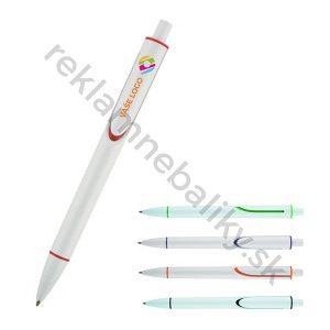 Firemné plastové pero s potlačou loga